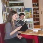 Lesung Café Morgenstern